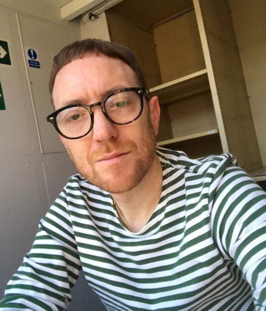 Picture of Dominic Bilton, Community Curator