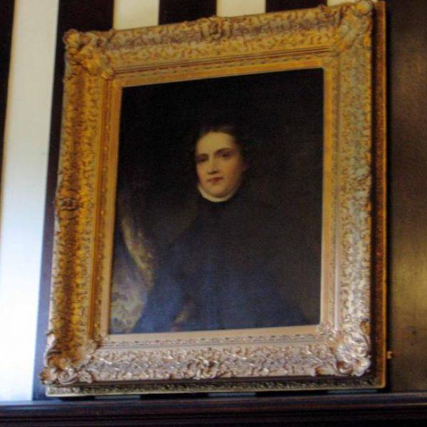 Lesbians in Shibden Hall