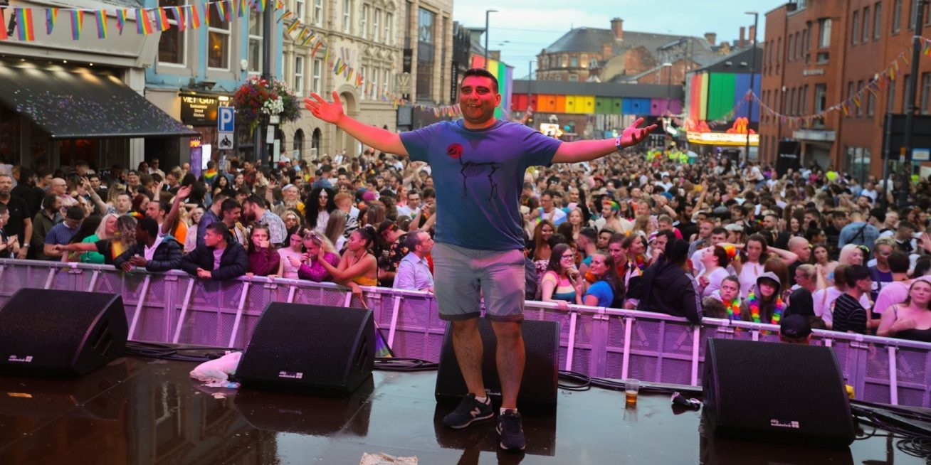 The growth of Leeds Pride