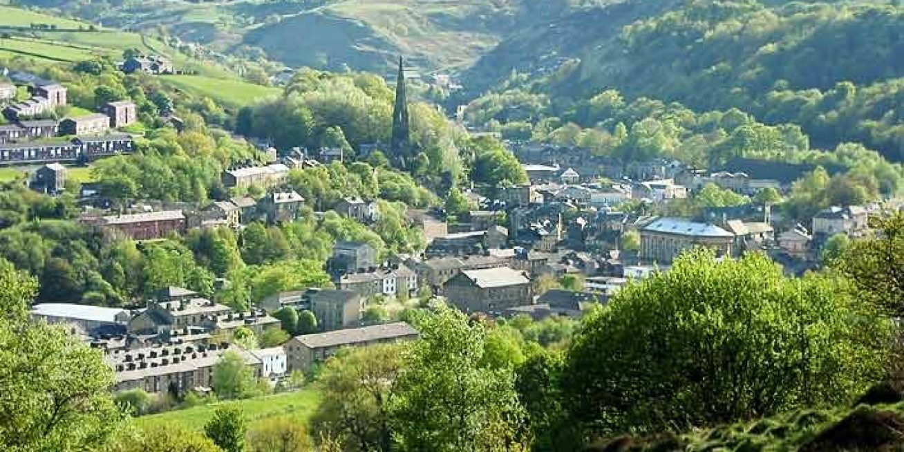 Todmorden and Hebden Bridge