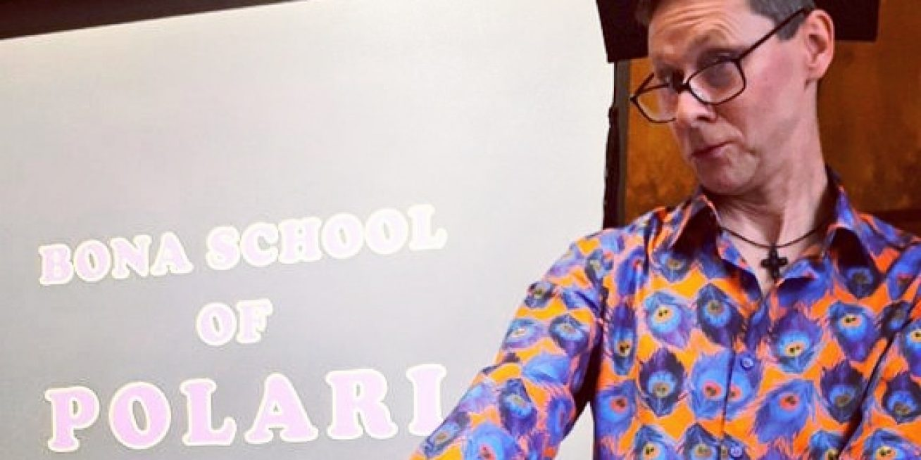 WYQS Presents: Bona School of Polari