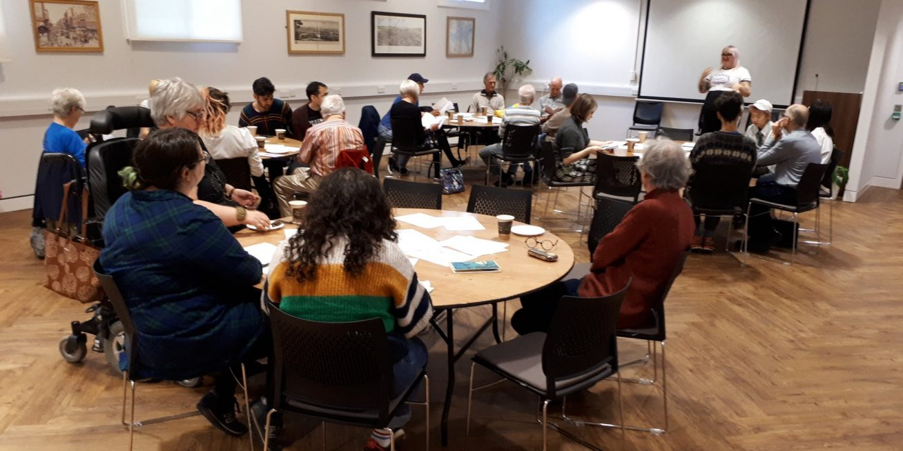 International Day of Older Persons 2018: Trailblazing Stories Zine-Making