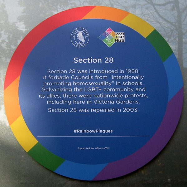 Section 28 and teaching in a Catholic school