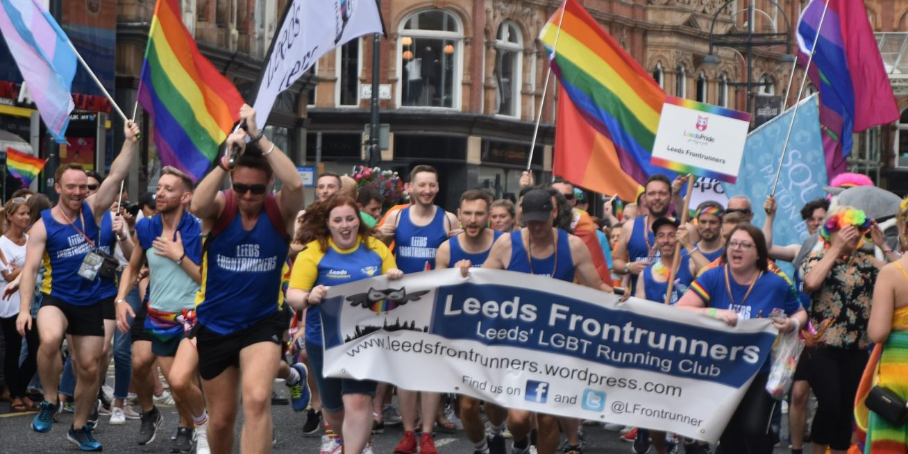 Leeds' inclusive running club