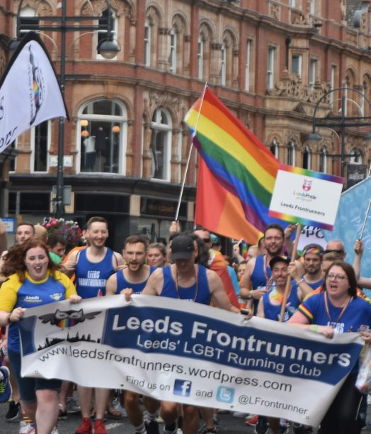 Picture of The Leeds Frontrunners, Participants