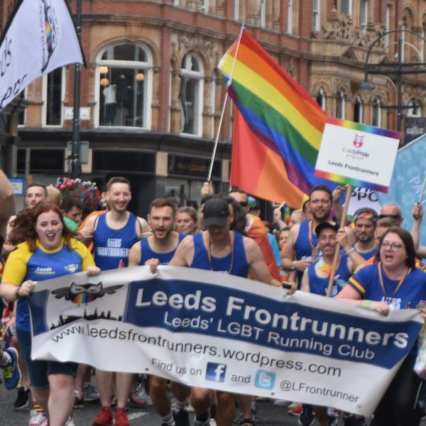 Leeds' inclusive running club