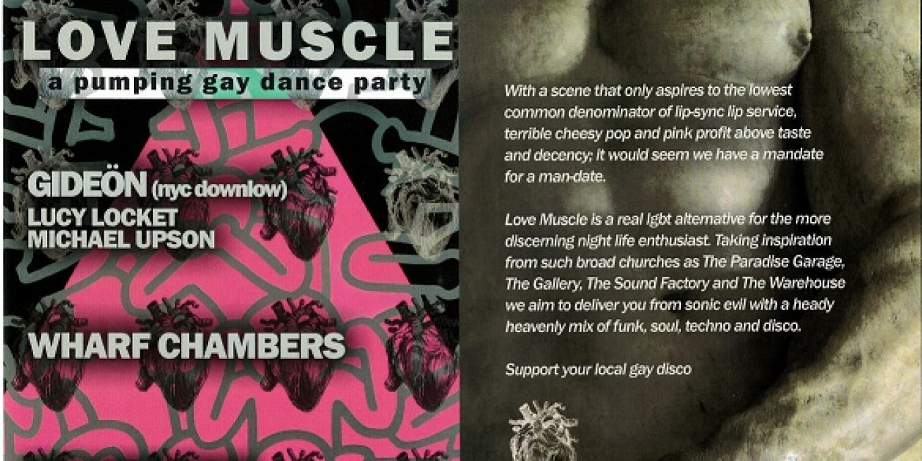 Queer clubbing and Love Muscle