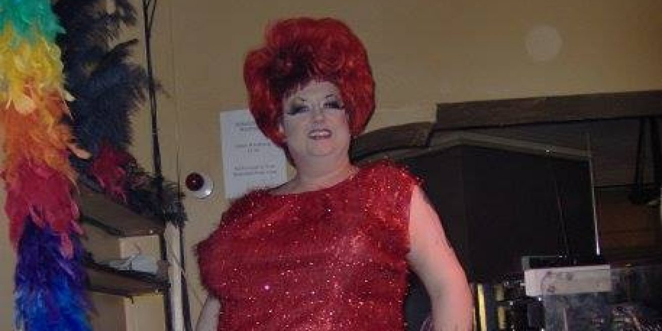Drag shows at Wakefield's Zeus bar